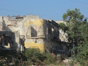 What is left of Mogadishu isn't encouraging