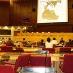 UN Conerence room