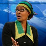 Oxfam's Executive Director Winnie Byanyima