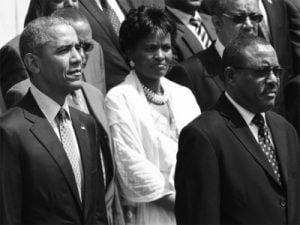 Obama and Hailemariam