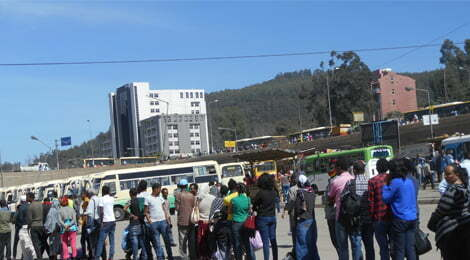 Image result for taxis in addis ababa