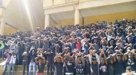 Oromo Protests A