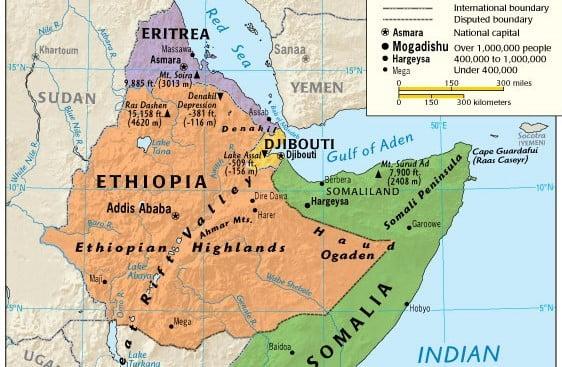 Commentary Ethiopias unstable political landscape in unstable