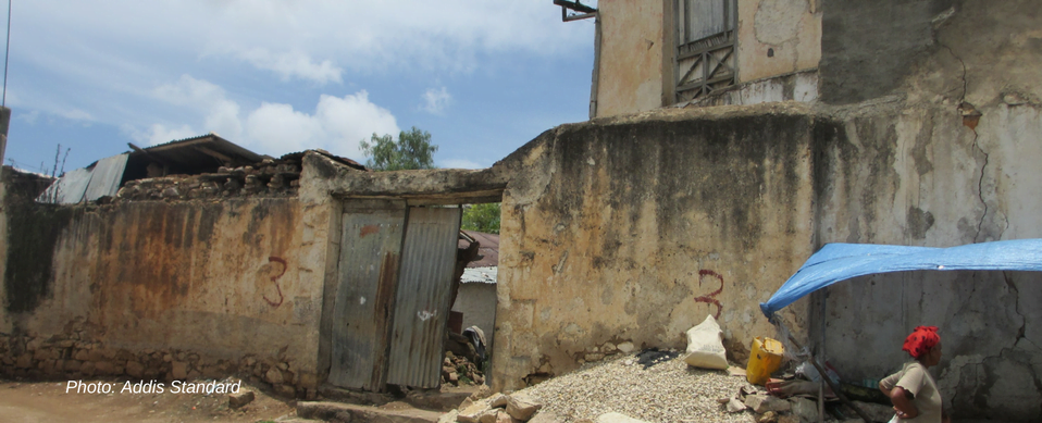I don't know about Paris, but Harar is a city of love