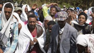 Oromo Protets