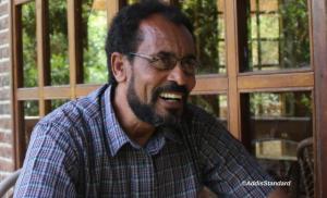 Bekele Gerba Addis Standard