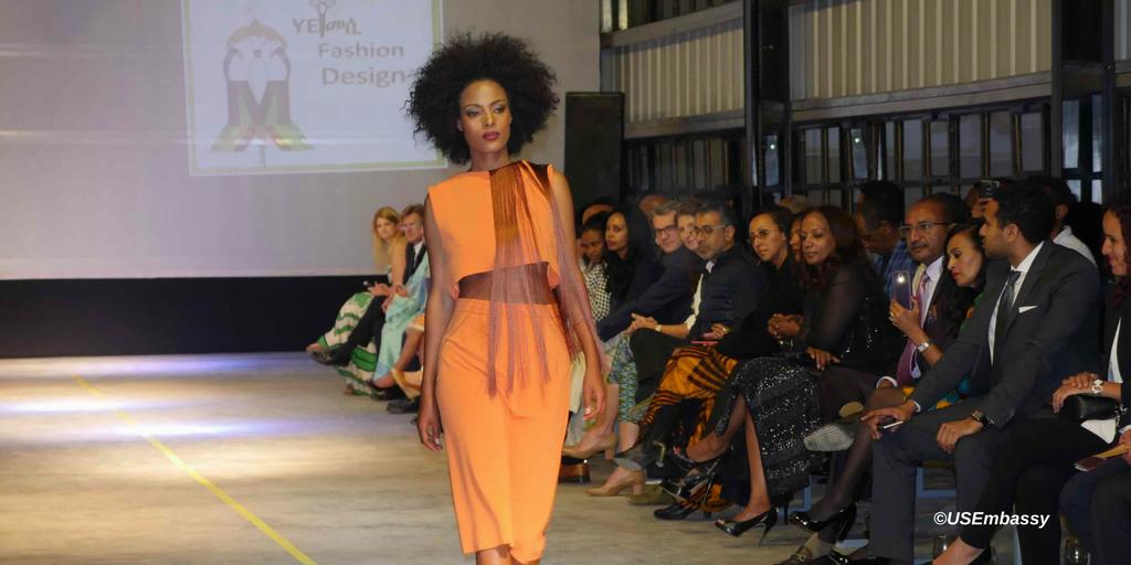 Entertainment U S Embassy Sponsors African Mosaique Fashion Incubator Awards Addis Standard