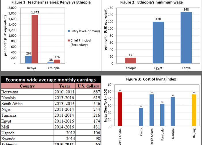 Economic commentary: Ethiopia's low wage is a curse, not a