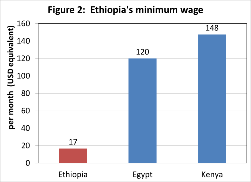Economic commentary: Ethiopia's low wage is a curse, not a blessing