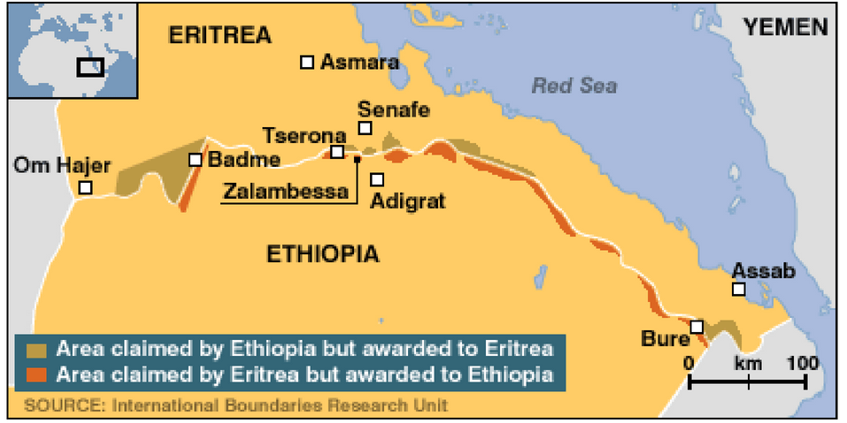 News Update Ethiopia Accepts The Algiers Agreement In Bid To