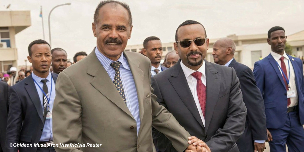 Opinion: Negotiating Peace: Lessons from Ethiopia-Eritrea peacemaking