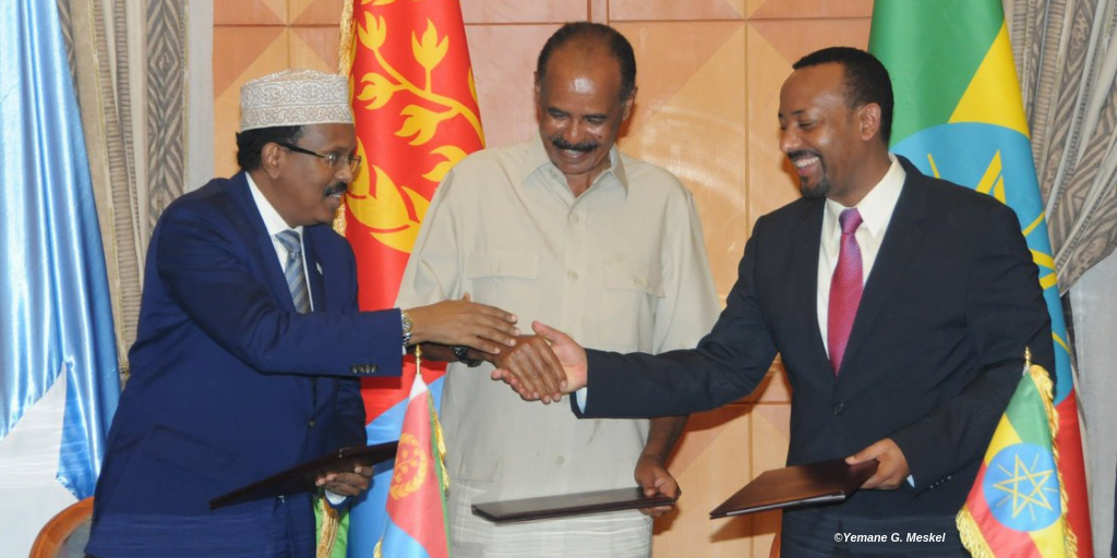 News: Second tripartite meeting between Eritrea, Ethiopia