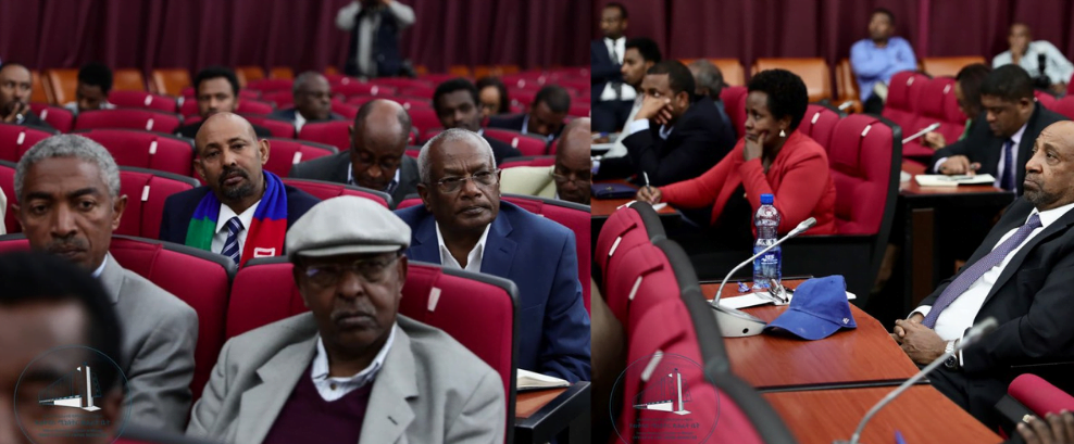 News: Defunct Political Parties Negotiation Forum leaders at odds with PM Abiy's fresh talk with opposition