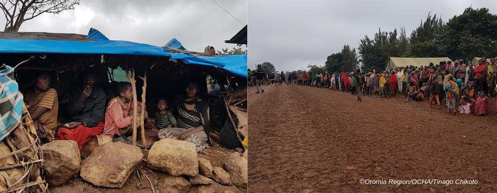 News: Rapid Response Plan seeks US$25 5M to reach civilians