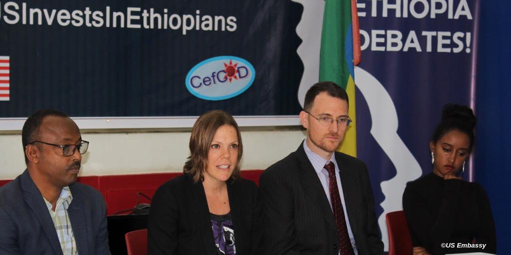 News: U S  Embassy Launches Ethiopia Debates! - Addis Standard