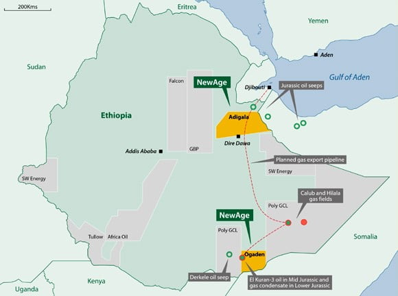 Ogaden Basin: A Mirage Of Wealth And A Source Of Corporate Agreed