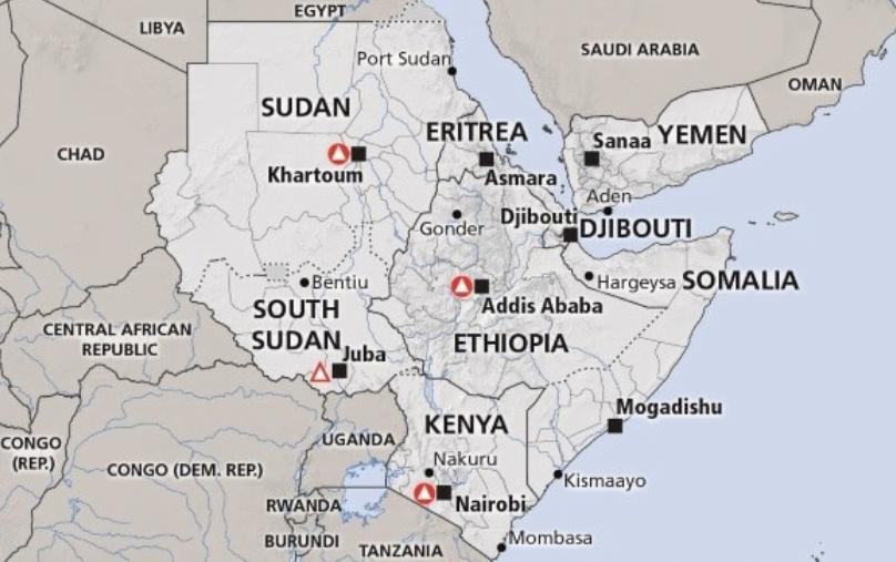 Весна на Роге. Массовые протесты и переходные процессы в Судане и Эфиопии