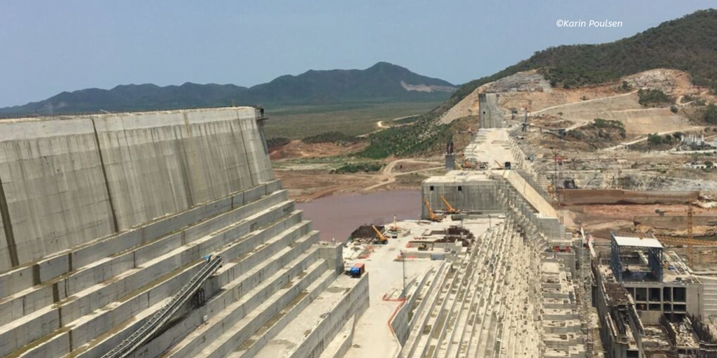 """News: Ethiopia """"outright rejects"""" Egypt's proposal on the filling,operation of grand dam - Addis Standard"""