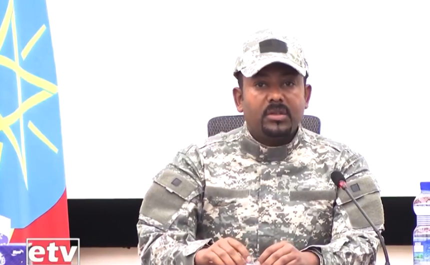 Information: PM Abiy says deliberate try and ignite civil conflict, communal violence in Ethiopia thwarted; thanked regulation enforcement businesses, the general public 3