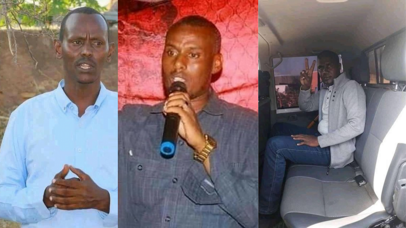 News: Police in Somali region arrest three senior ONLF regional officials, one official served with warrant