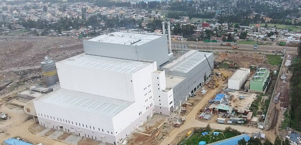 Reppi Waste to Energy Plant (Picture: FDRE Ministry of Foreign Affairs)