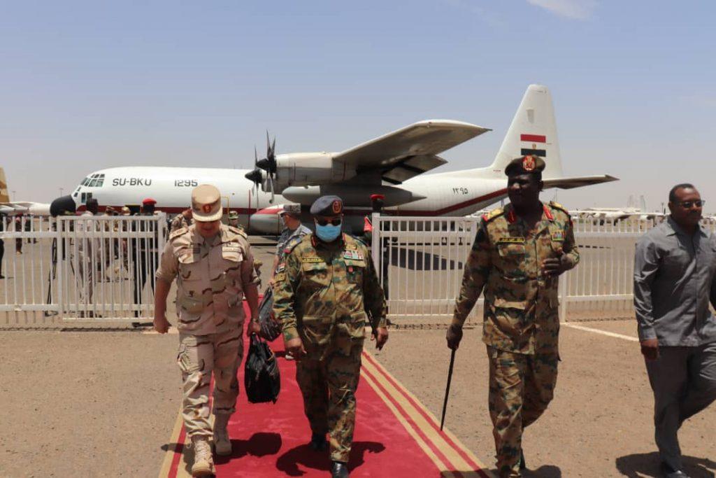 News: Egypt, Sudan start Nile Protectors joint military